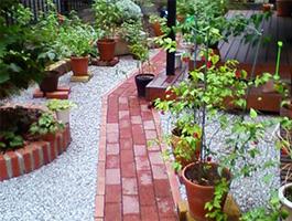ガーデンアプローチ1